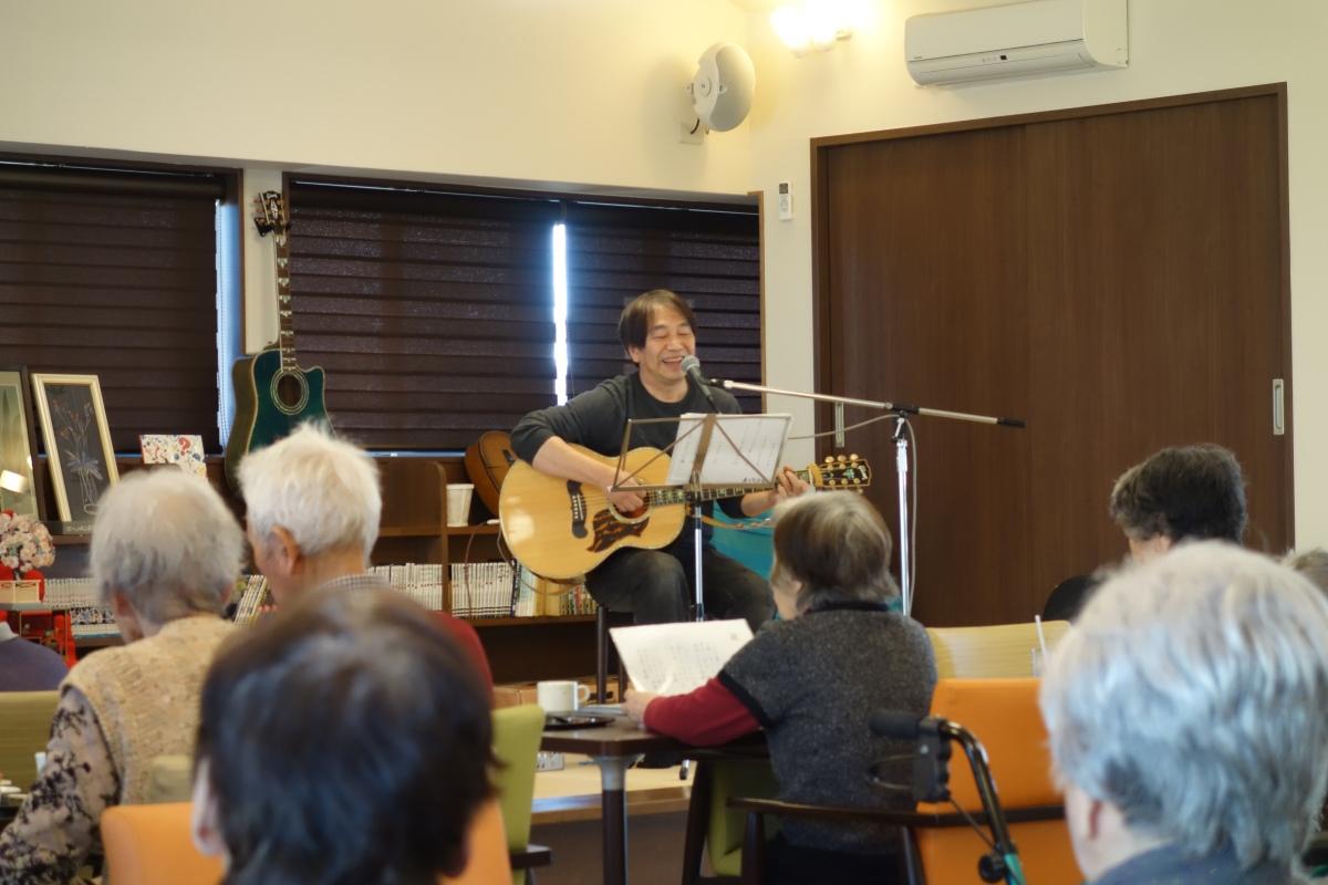 愛知県大府市の「さわやかタウン」を訪問しました。